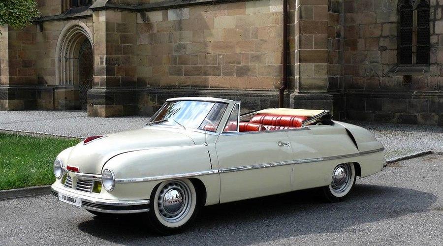 Historie: Tatra 600 Sodomka: O bílém autíčku