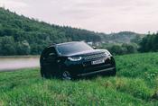 Land Rover Discovery SD4 HSE: Netušené možnosti s aurou legendy