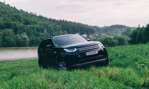 Recenze & testy: Land Rover Discovery SD4 HSE: Netušené možnosti s aurou legendy