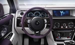 Představujeme: Rolls-Royce Phantom VIII přichází s hlučnými hodinami a galerií v palubní desce
