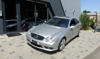 Mercedes-Benz CLK Mercedes-Benz CLK 55 AMG W209 2005