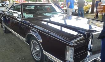 Lincoln MK 5 Limitovana edice 1978