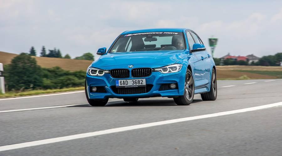 Recenze & testy: BMW 340i M-performance: Budoucí legenda