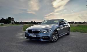 Recenze & testy: BMW 540i xDrive: Jeden vládne všem