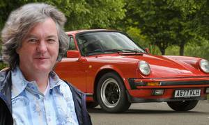 Slavní za volantem: Garáž Jamese Maye: Čím jezdí (a létá) Cpt. Slow?