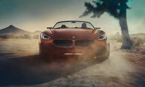 Novinky: BMW Z4 Concept je venku ještě před oficiálním uvedením