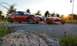 Recenze & testy: Souboj koncepcí aneb Toyota GT86 a její kamarádi