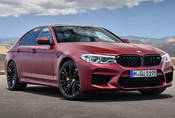 BMW M5 – výkon supersedanu se zakulatil na 600 koní