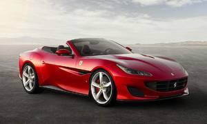 Novinky: Ferrari Portofino nahrazuje stávající Californii T