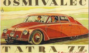 Historie: Tatra Kopřivnice: Od počátků automobilismu a vždy na špici (1.část)
