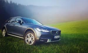 Recenze & testy: Volvo V90 Cross Country: Klasické Volvo nové doby