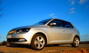 Recenze & testy: Škoda Fabia 1.2 TSI: První stupeň žebříčku