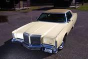 Chrysler od korunky aneb jak se jezdí s křižníkem