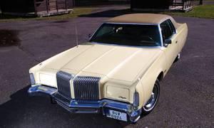 Ameriky na prodej, Srazy amerik: Chrysler od korunky aneb jak se jezdí s křižníkem