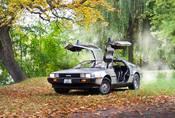 DeLorean DMC-12: Návrat do budoucnosti. Tedy vlastně do současnosti.