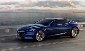 Novinky: Buick Avista: Návrat amerického luxusního kupé?