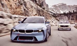 Autíčkářův hejt, Představujeme: BMW 2002 Hommage vypadá jako batmobil