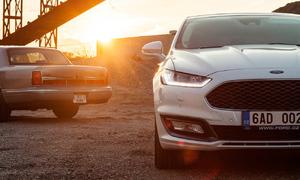 Recenze & testy: Ford Mondeo Vignale 2.0 TDCI: Američan na evropských silnicích