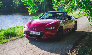 Recenze & testy: Proč je Mazda MX-5 to nejmužnější auto, které si můžete koupit