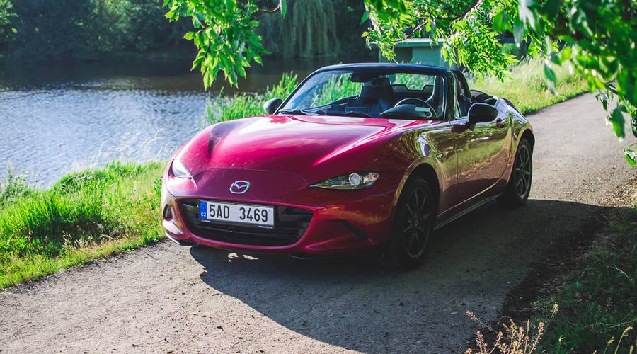 : Proč je Mazda MX-5 to nejmužnější auto, které si můžete koupit