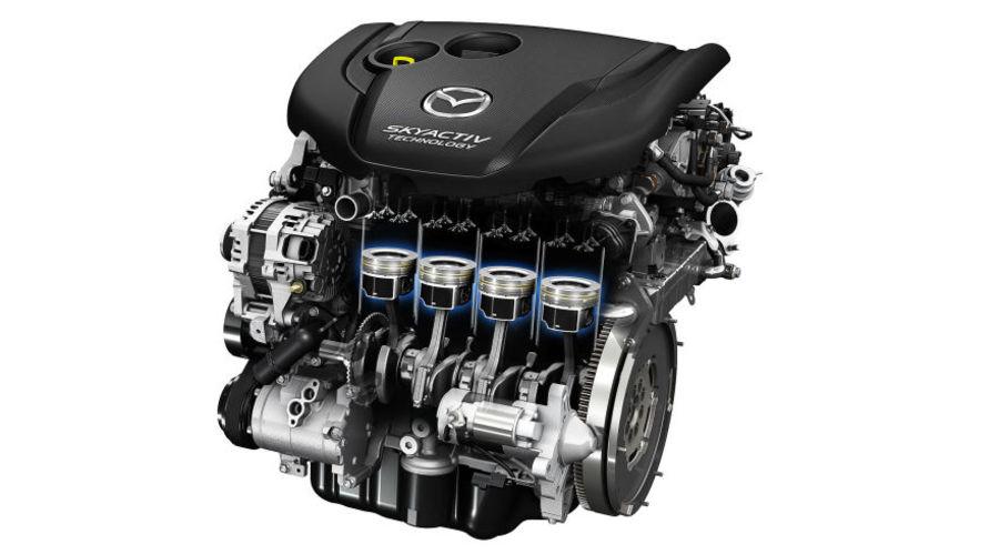 Novinky: Vznětový motor na benzín předvede Mazda do dvou let