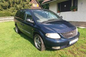 Chrysler Voyager Grand 2.5 CRD 2001