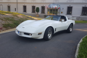 Chevrolet Corvette C3 Targa 5.7 V8 1980