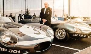 Novinky: Před 60 lety Jaguary D-Type zdevastovaly konkurenci v LeMans