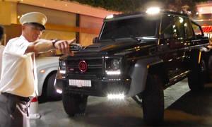 Novinky: Brabus G63 6x6 za 15 milionů Kč je dobrý tak akorát pro ostudu v Monte Carlu