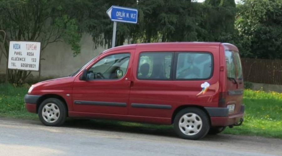 Citroen Berlingo 1 9d  1999