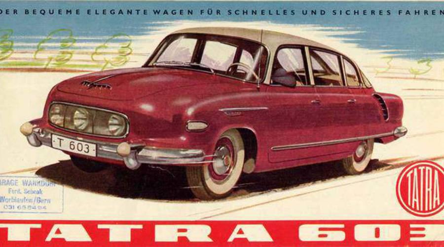 Historie: Tatra Kopřivnice: Odolá válečným polím, poušti i proletariátu (2. část)