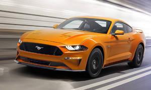 Novinky: Faceliftovaný Ford Mustang zamířil do Evropy