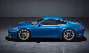 Novinky: Porsche neuhlídalo 911 GT3 s paketem Touring Package
