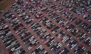 """Novinky: Z """"dieselgate"""" parkoviště zmizelo 69 vykoupených aut"""
