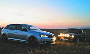 Recenze & testy: Škoda Rapid Spaceback 1.0 TSI Monte Carlo: Český hothatch