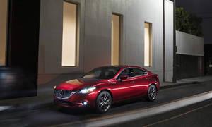 Novinky: Příští Mazda 6 by mohla být zadokolkou (+ RX s rotačkou)