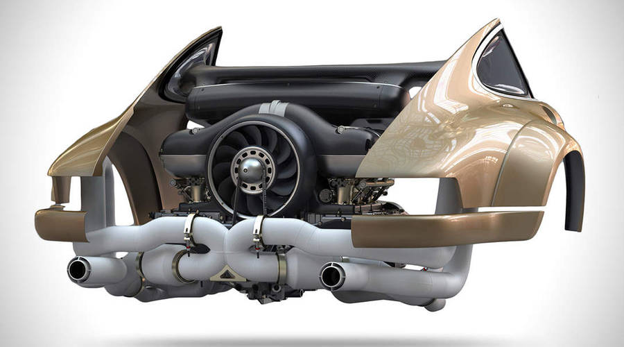 Novinky, Představujeme: Singer Vehicle Design spolupracuje s Williams, Krabova garáž a Porsche 911