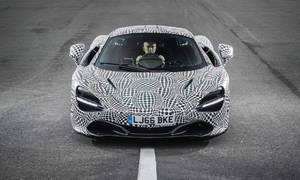 Novinky: McLaren ukazuje vývojový prototyp nadcházejícího hypersportu