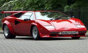 Historie: Lamborghini Countach: Zrození superauta