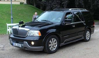Lincoln Navigator 5.4 V8 4x4 LPG 2004