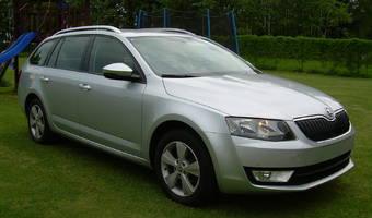 Škoda Octavia 2.0TDi, 110kW 2014