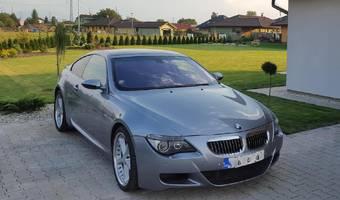 BMW Řada 6 BMW 645ci,Paket M6,4398,245kW 2004