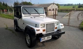 Jeep Wrangler YJ 1989
