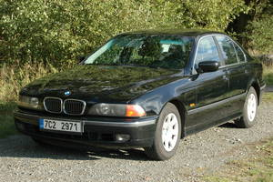 BMW Řada 5 e39 523i 1999