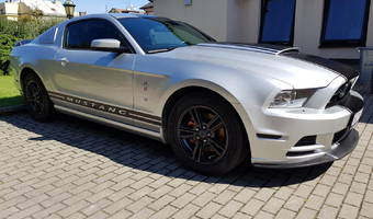 Ford Mustang Ford mustang 3,7 v6  2014.. 2014