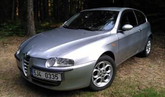 Alfa Romeo 147 1,6 77kW 2001