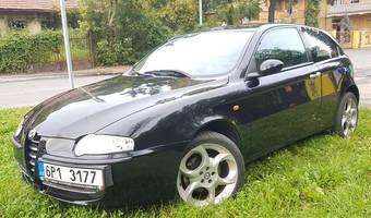 Alfa Romeo 147 TS 2.0 SELESPEED 2001