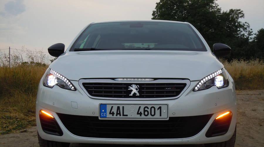 : Peugeot 308 GT: Zapomeňte na chilli papričky