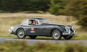 Novinky: Classic drive: Vyzkoušejte Jaguar E-Type nebo původní Range Rover