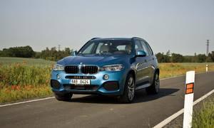 Recenze & testy: BMW X5 xDrive 30d: Komfortní zóna v nadměrné velikosti